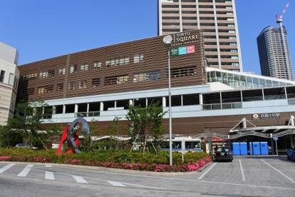 武蔵小杉駅 東横線 東口の画像1