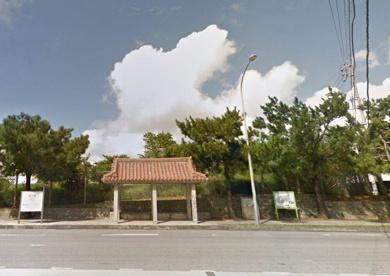 普天間バス停の画像1