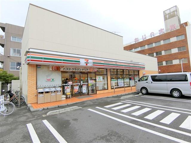 セブン-イレブン西蒲田環八通り店の画像