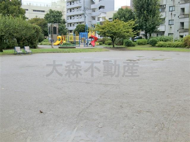 西蒲田公園の画像