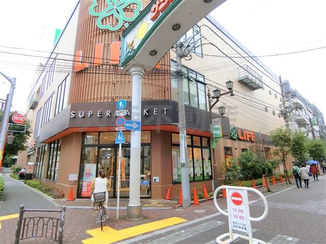 ライフ 西蒲田店の画像