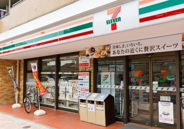 セブン-イレブン 大田区大森北2丁目店の画像