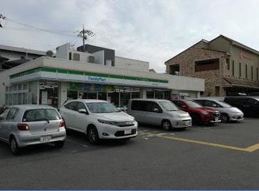 ファミリーマート箕面小野原西の画像1