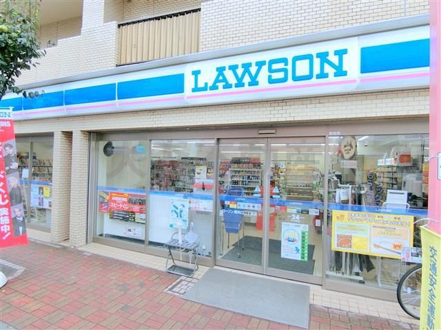 ローソン 東矢口二丁目店の画像