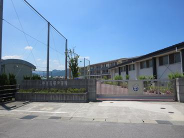 津市立芸濃中学校の画像1