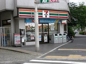 セブン-イレブン新宿西落合1丁目店の画像1