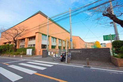 世田谷区立烏山中学校の画像1