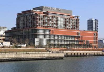 昭和大学江東豊洲病院の画像1