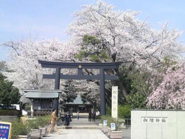 松陰神社の画像1