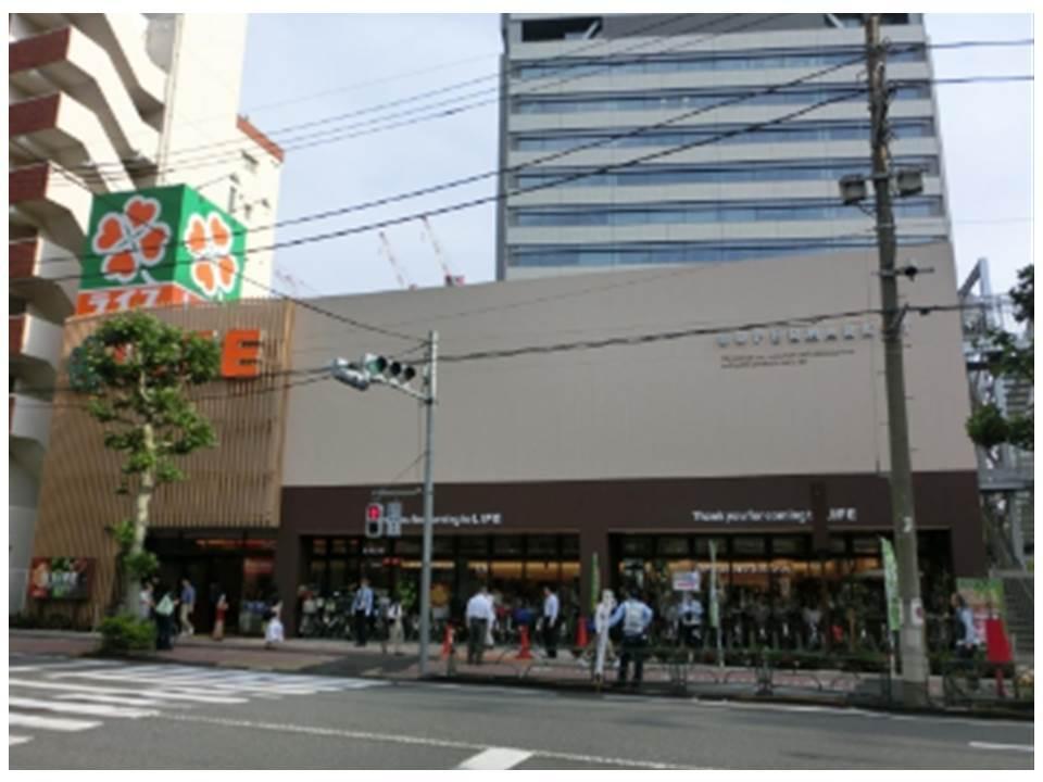 ライフ東五反田店の画像