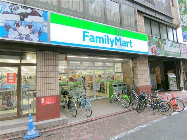 ファミリーマート小浦蒲田駅西店の画像