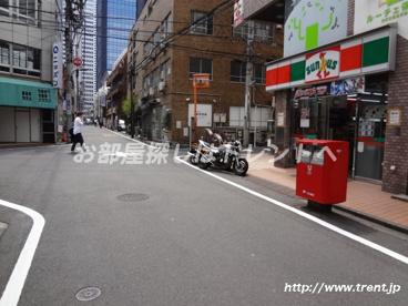サンクス西新宿柏木公園前店の画像3