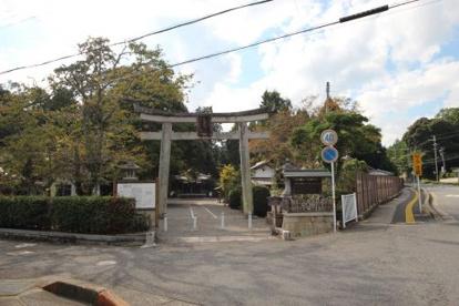天皇神社の画像1