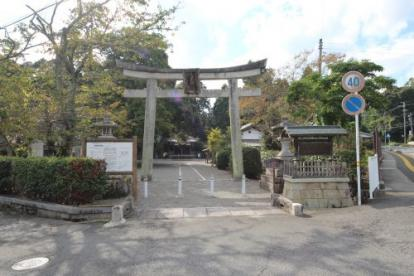 天皇神社の画像3