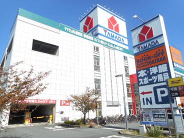 ヤマダ電機テックランド川崎店の画像1