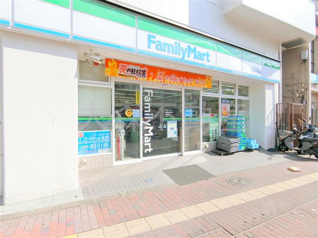 ファミリーマート大森海岸駅東店の画像