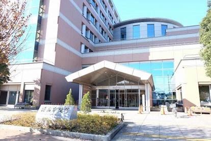 昭島市役所の画像1
