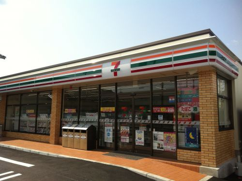 セブン‐イレブン 岡山西大寺中野店の画像