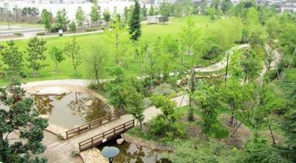 西大寺緑花公園の画像1