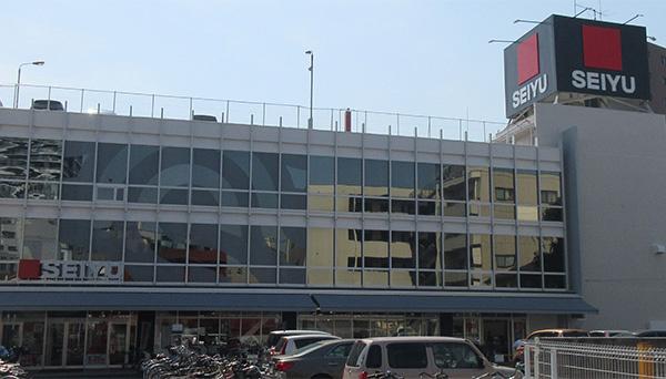 西友蕨店の画像