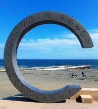 サザンビーチちがさき海水浴場の画像1