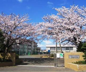茅ヶ崎市立萩園中学校の画像1