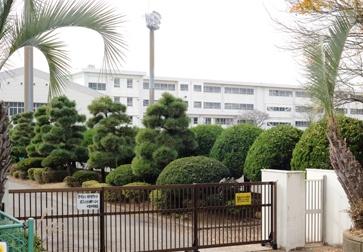 茅ヶ崎市立中島中学校の画像1