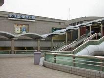 小田急線秦野駅