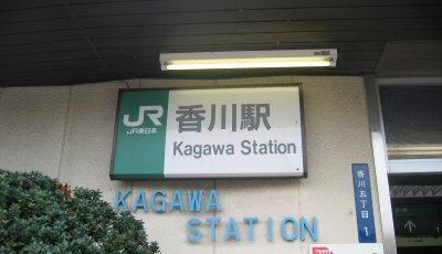 相模線香川駅の画像1
