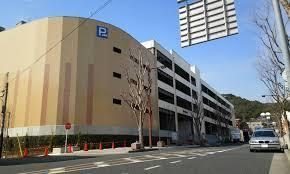 箕面市立駐車場箕面駅前第二駐車場の画像1