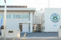 昭島市役所 水道部