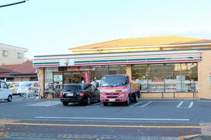 セブン-イレブン昭島朝日町2丁目店の画像1