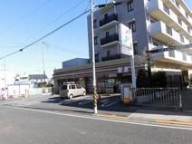 セブン-イレブン昭島中神駅南口店