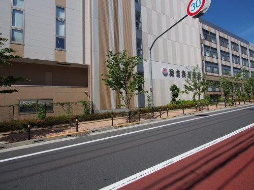 医療法人財団健貢会 総合東京病院の画像