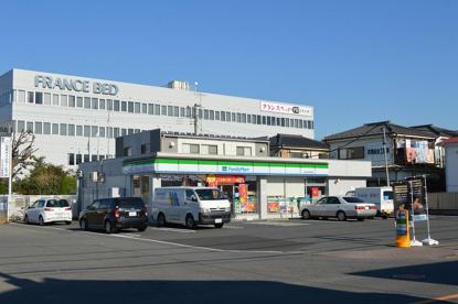ファミリーマート昭島中神町新畑店の画像1