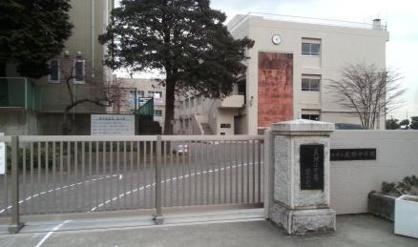厚木市立荻野中学校の画像1