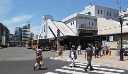 茅ヶ崎駅 南口の画像1