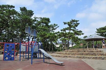 茅ヶ崎公園の画像1