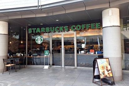 スターバックスコーヒー中目黒駅前店の画像1