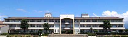 甲斐市立玉幡中学校の画像1