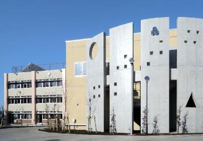世田谷区立砧中学校の画像1