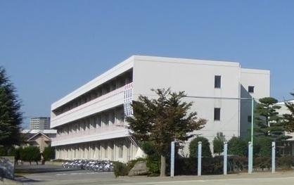 東松山市立東中学校の画像1