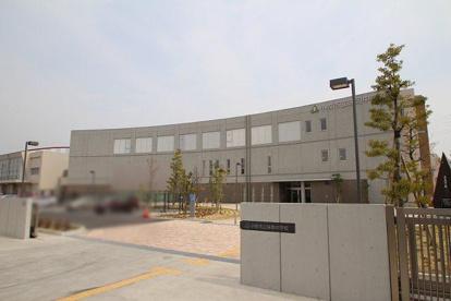 味岡中学校の画像1