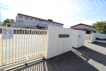 香芝東中学校の画像1