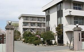 東松山市立松山中学校の画像1