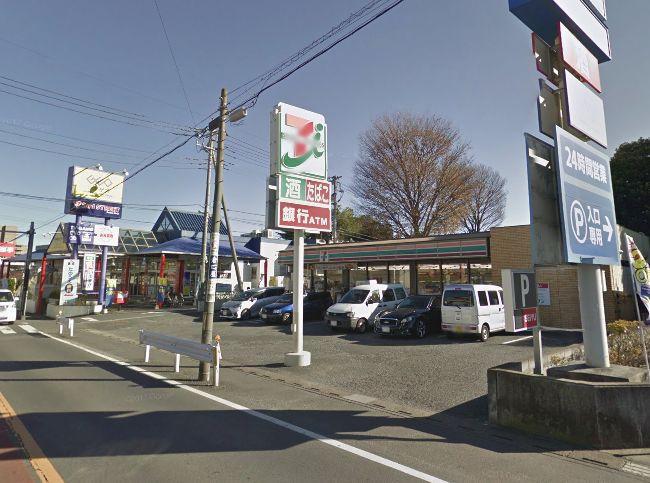 セブン‐イレブン 川口赤山店の画像