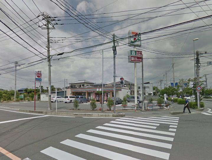 セブン-イレブン川口峯店の画像