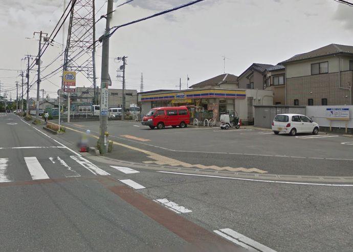 ミニストップ川口新堀店の画像
