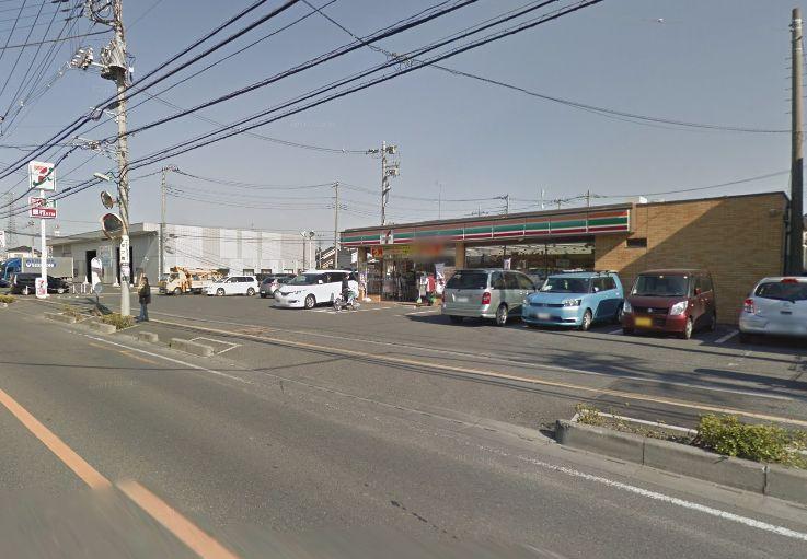 セブン-イレブン川口榛松店の画像