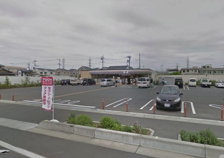 セブン-イレブン川口新堀店の画像